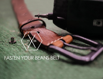 FASTEN YOUR BEANS BELT | FIT IT WEAR IT